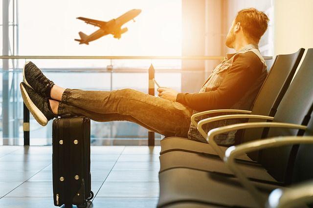 телевизор в багаже самолёта